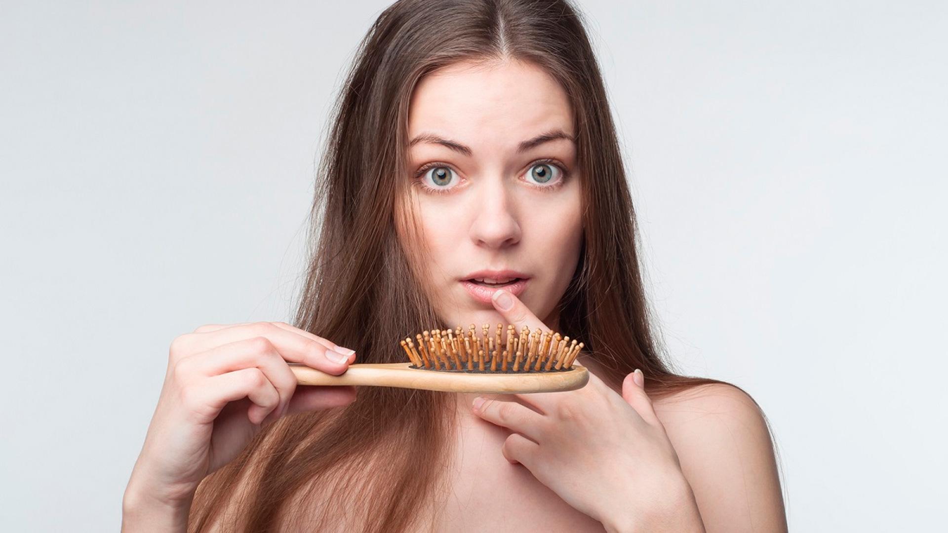 Как бороться с потерей волос?